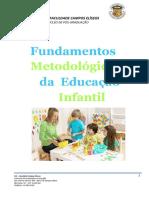 2 - Apostila - Fundamentos Metodologia Da Educação Infantil