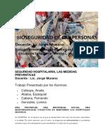 Bioseguridad Pilar