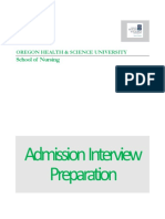 Admission Interview Guide 2017 Ashland