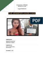 The Jennifer Laude Case