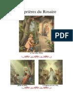Les Prieres Du Rosaire