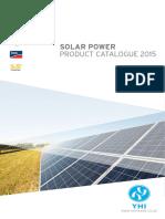 SOLAR POWER PRODUCT