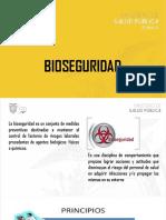 Bioseguridad Charla