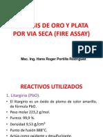 Ensayo Al Fuego