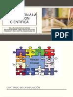 Introduccion a La Redaccion Cientificajcdm 2019
