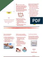 Leaflet Perawatan Tali Pusat-1