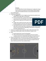 5v5 Football Rules