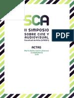 II Simposio cobre cine y audiovisual en Tandil, Argentina 2018