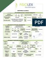 Caso Clinico Parkinson Fisiolex