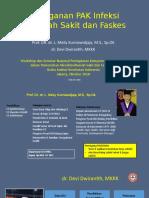 Dr. Devi Dwirantih, MKKK - Penanganan PAK Infeksi Di RS Dan Faskes