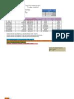Tugas Excel