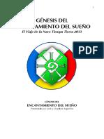 Genesis Del Encantamiento Del Sueno