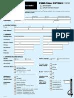 Personal Details Form.v5.0