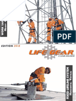Lifegear product catalogue / lifegear brochure