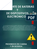 TRANSPORTE DE DISPOSITIVOS CON BATERIAS DE LITIO.pptx