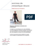 8.1-Exercices de Gymnastique Douce - Version Corrigee