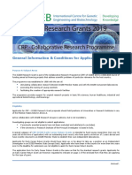 CRP Guidelines 2019