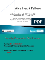 Slides Congestive Heart Failure