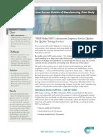 SMT Laboratories CaseStudy