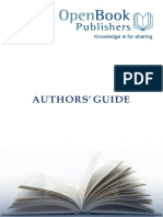 OBP Author Guide