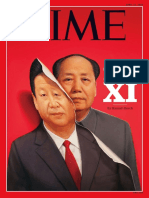 Time Magazine April 11 2016 HK