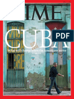 Time Magazine April 6 2015 USA