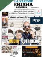Rassegna Stampa Del 31 Gennaio 2018 Giovedì Umbria e Nazionale