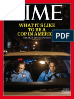 Time Magazine August 24 2015