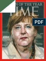 Time Magazine December 21 2015