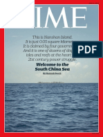 Time Magazine June 6 2016 HK