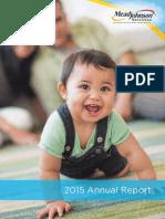 2015 Danone Annual Report