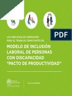 modelo de inclusion pertenece gobierno de colombia