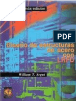 DISEÑO DE ESTRUCTURAS DE ACERO CON LRFD  2da (WILLIAM T. SEGUI).pdf