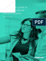 The Ultimate Guide to Measuring Internal Communications