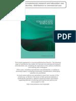 Facile Green Synthesis of Gold Nanoparti