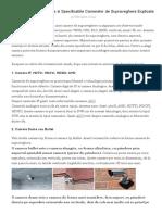 Caracteristicile, Functiile Si Specificatiile Camerelor de Supraveghere Explicate