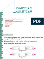Chapter 5 Magnetism