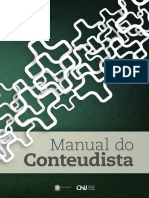 Manual Do Conteudista