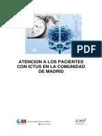 Código Ictus Comunidad de Madrid