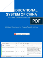 PPT China and Philippines Educational System