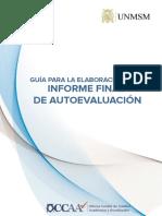 GUÍA INFORME FINAL DE AUTOEVALUACIÓN FINAL 2.0