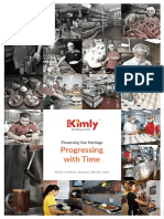 KIMLY Annual Report 2018