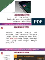 Jago Instagram System