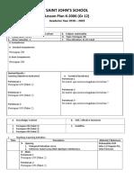 Lesson Plan K-2006 (Gr 12) IPS W9