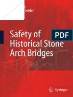 Safety of Hystorical Stone Arch Bridges