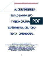 MANUAL DE RADIESTESIA ESTILO SATHYA SFO