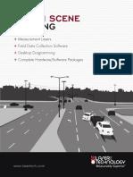 Crash Scene Mapping Solutions Brochure