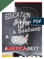 America Next K 12 Education Reform