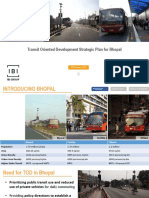 Bhopal Tod City Specific Plan
