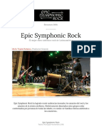 Copia de Epic Symphonic Rock - Teatro Municipal 2018